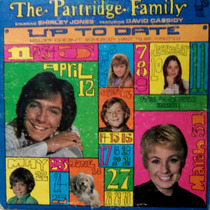 Lp The Partridge Family/up To Date/importado/1971/bom Estado