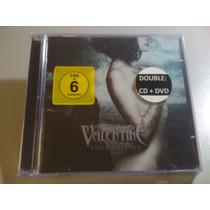 Bullet For My Valentine Fever Tour Ed.(lacrado) Duplo:cd+dvd