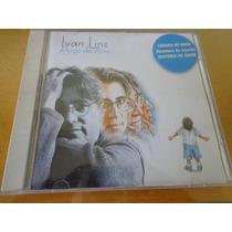Cd Ivan Lins Anjo De Mim Tema Novela História De Amor