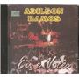Cd Adilson Ramos - Eu E Voces - Ao Vivo
