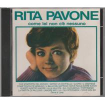 Rita Pavone - Cd Come Lei Non Nessuno