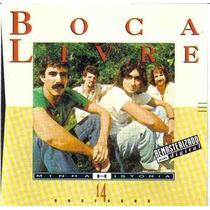 Cd - Boca Livre - Minha Historia - Lacrado