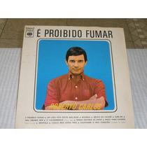 Lp Roberto Carlos É Proibido Fumar - 1964 - Novíssimo