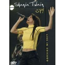 Dvd - Shania Twain - Up! Live In Chicago - Lacrado