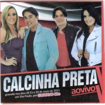 Cd Banda Calcinha Preta(ao Vivo No Recife) Promo-fretegratis