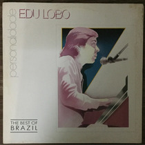 Lp Edu Lobo Personalidades The Best Of Brazil.