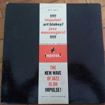 Lp: Imoulse ! Art Blakey! Jazz Messengers!!