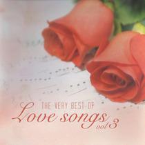 Cd The Very Best Of Love Songs Vol 3