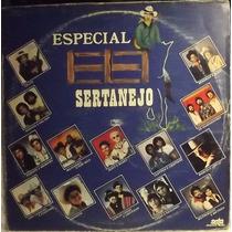 Lp / Vinil Sertanejo: Especial Sertanejo - (coletânea) 1983