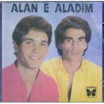 Cd Alan E Aladim -meu Companheiro- 1988