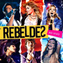 Cd Rebeldes - Rebeldes Ao Vivo Rbd