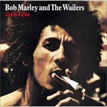 Bob Marley And The Wailers Catch A Fire - Novo Lacrado Raro