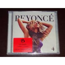 Cd Duplo Beyonce - 4 Deluxe Edition (lacrado)