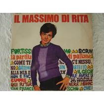 Rita Pavone Il Massimo Di Rita Lp Vinil Coletânea Anos 60