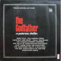 The Godfather - Lp O Poderoso Chefão Trilha Sonora Do Filme