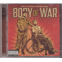 Cd Body Of War - Songs From Iraq ( Duplo ) Pearl Jam System