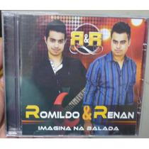 Cd Romildo & Renan - Imagina Na Balada Frete Gratis