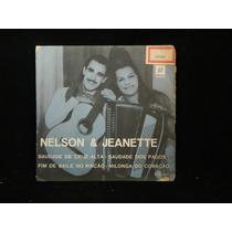Nelson E Jeanette - Saudade De Cruz Alta - Compacto/ Ep