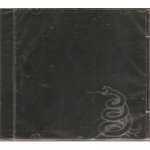 Cd Metallica - Enter Sandman ( Black Album)