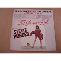 Lp A Dama De Vermelho (the Woman In Red) - Stevie Wonder