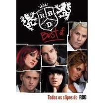Dvd Original Rbd - The Best Of (todos Os Clipes Do Rebelde)