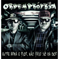 Combo Rap Gangsta - Ordem Propria E Trilha Sonora Do Gueto