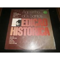 Lp Agostinho Dos Santos - Edição Histórica Vol.5, Vinil 1974