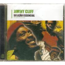 Cd Jimmy Cliff - Seleção Essencial - Novo***