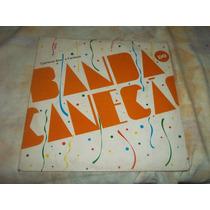 Lp Vinil Carnaval Amor E Fantasia Banda Do Canecão 1985