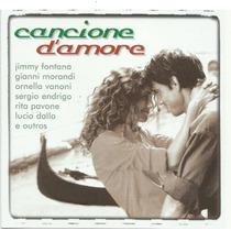 Cd Cancione D Amore - Vol. 3 (92054)