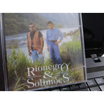 Rionegro & Solimões, Cd Rio Negro E Solimões, 1999 Lacrado