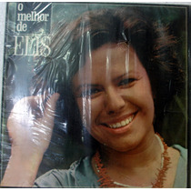 Vinil / Lp - Elis Regina - O Melhor De - 1974