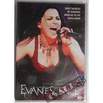 Dvd Evanescence Live In Germany 2007 - Novo Original Nfe