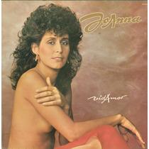 Lp Joanna - Vidamor - 1982 - Rca Victor (com Encarte)