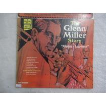Disco Vinil Lp The Glenn Miller Story Musica E Lagrima