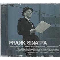 Cd Frank Sinatra - Best Of (novo-lacrado)