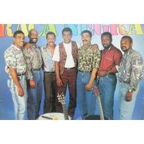 Cd- Banda Raça Negra-1a. Album- Original-raridade--+ Brinde-