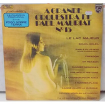Lp Vinil - A Grande Orquestra De Paul Mauriat Vol.15 (1973)