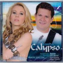 Cd Banda Calypso - Vol.13 / Amor Sem Fim