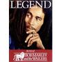 Bob Marley And The Wailers Dvd Legend Novo Frete Gratis