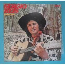 Lp Sergio Reis Natureza 1978 Rei Do Gado
