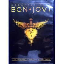 Dvd Bon Jovi Greatest Hits - The Ultimate Video Collection