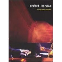 Dvd Bruford - Borstlap In Concert In Holland
