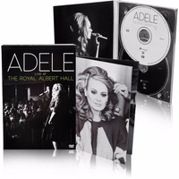 Adele Live At The Royal Albert Hall - Dvd + Cd