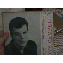 Compacto Tony Campello -uma Lagrima No Rosto Raro
