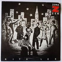 Lp Rita Lee E Roberto De Carvalho - Zona Zen - Encarte -1988