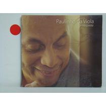 Cd - Paulinho Da Viola - Intérprete - Digipack