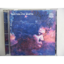 Cd In From The Storm - The Music Of Jimi Hendrix Importado