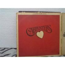 Lp - Carpenters - A Song For You Importado