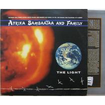 Afrika Bambaataa And Family Lp Vinil The Light 1988 + Encart